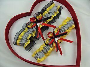 NEW Firefighter Wedding Garter SELECT Single,Set,Reg,Plus Size