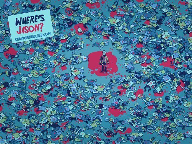 Where is Jason?