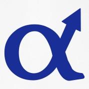 Alpha male symbol