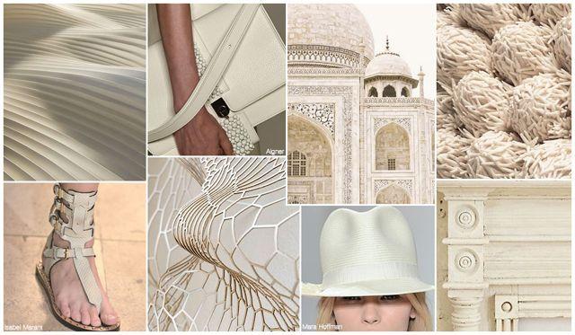 s/s 2016 women's accessories color, Bone