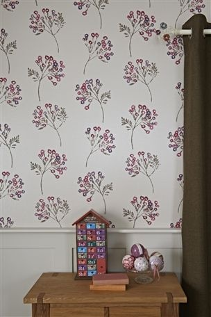 Buy Floral Sprig Wallpaper from the Next UK online shop