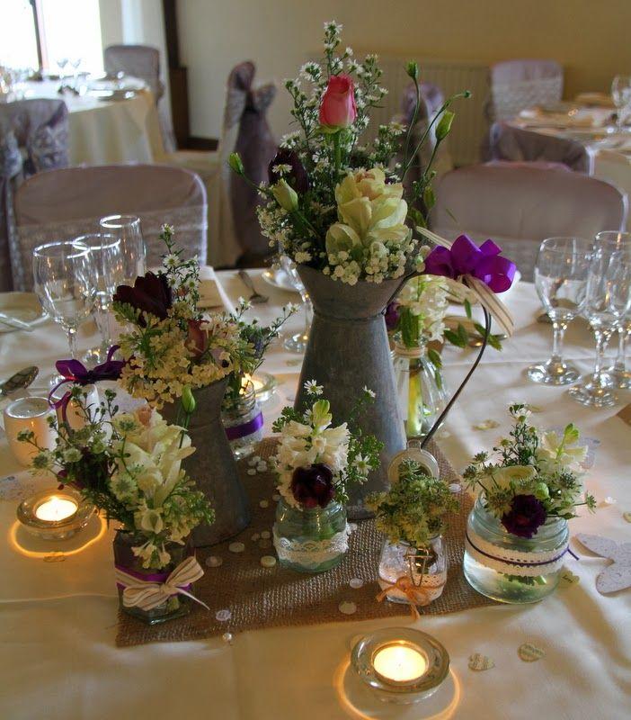 Best Purple Wedding Flowers Images On Pinterest Flower