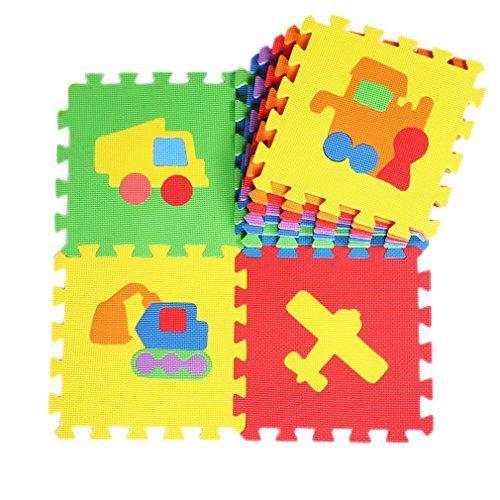 M s de 1000 ideas sobre alfombra de juegos de beb en - Alfombra puzzle ninos ...