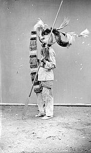 Toraja Warrior, South Sulawesi