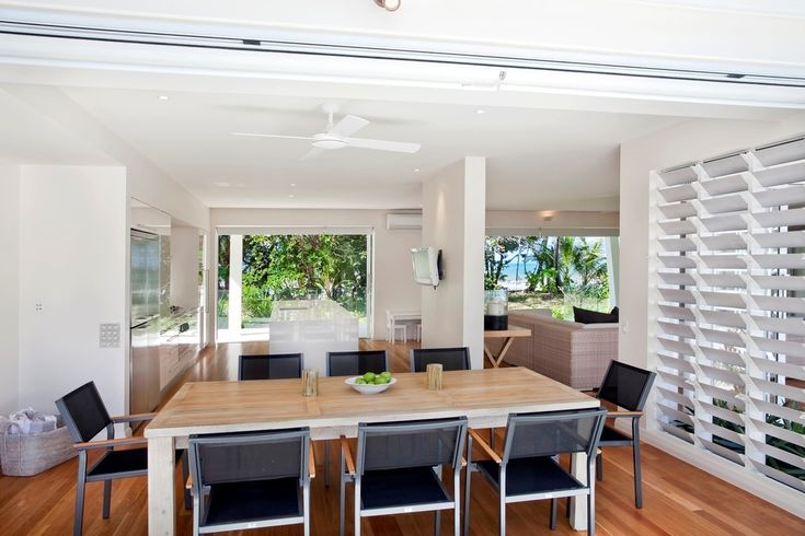 Mission Beach Exclusive Holiday Accommodation • The White House - Mission Beach • Mission Beach Luxury Holiday Accommodation, Australia