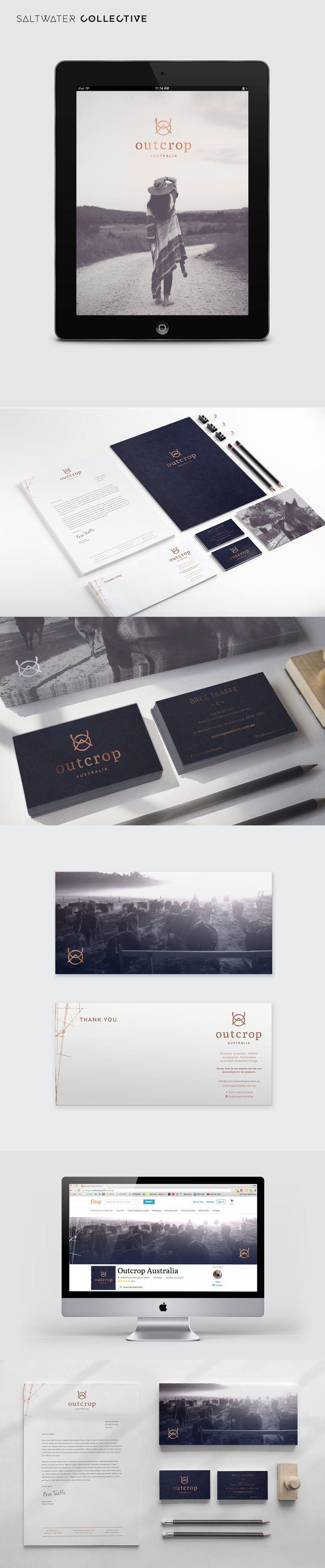 Branding for Outcrop Australia
