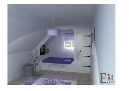 Afbeeldingsresultaat voor slaapkamer schuin dak kind