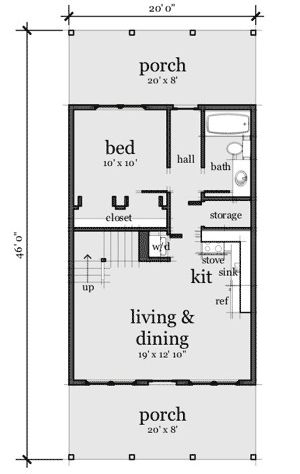 Tiny Floor 1 .. great for Mom