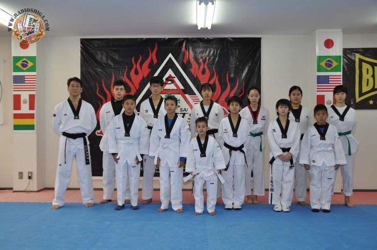 Pereira TC: Estreiam as aulas de Taekwondo com Mestre Suzuki Hidetoshi, em Konan-Shi, Shiga. Começaram neste Domingo (8) as aulas de Taekwondo...