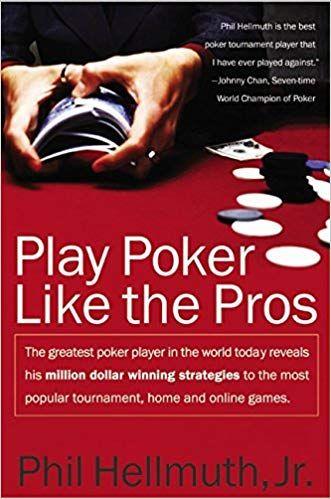 Dusty schmidt -don't listen to phil hellmuth. (poker books pdf free.