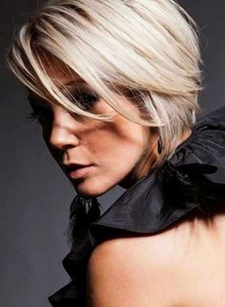 200 Perfect Blonde Color Hairstyle For Short Hair