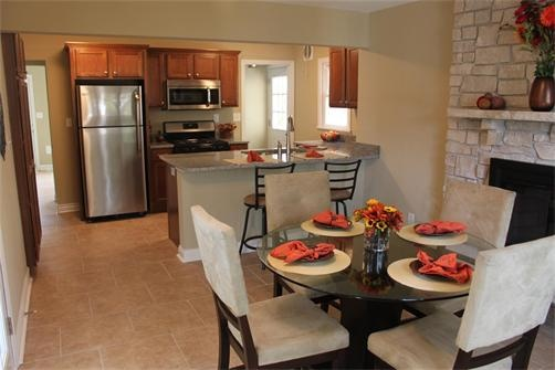 eat in kitchen home decorating ideas pinterest