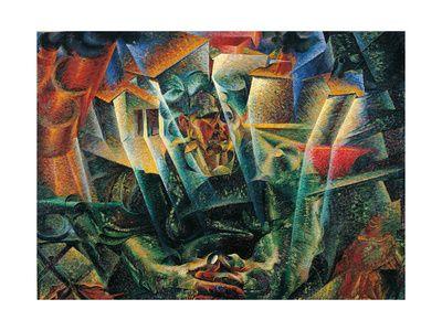 Futurism, Art and Prints at Art.com