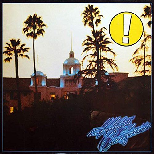 Eagles – Hotel California – Asylum Records – K 53 051, Asylum Records – AS 53051, Asylum Records – 7E-1084  Eagles - Hotel California - Asylum Records - K 53 051, Asylum Records - AS 53051, Asylum Records - 7E-1084   1 x Vinyl LP, Album, Reissue Europe       A1  Hotel California  6:30    A2  New Kid In Town  5:04    A3  Life In The Fast Lane  4:46    A4  Wasted Time  4:55    B1  Wasted Time (Reprise)  1:22    B2  Victim Of Love  4:11    B3  Pretty Maids All In A Row  4:05    B4  Try ..