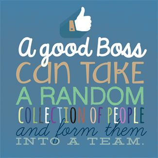 Teamwork - Boss Day Card (Free | Bosses day cards, Bosses ...