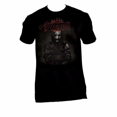 Mortiis In Chains Double Printed T-Shirt