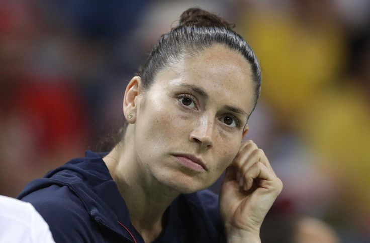UConn women's basketball - Sue Bird, one of the greatest UConn basketball players ever!