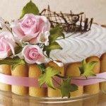 Мастика для торта из зефира | Рецепты тортов, пошаговое приготовление с фото