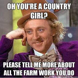 Best Fake Country Girls Ideas On Pinterest Real Country - 24 people hilarious job titles