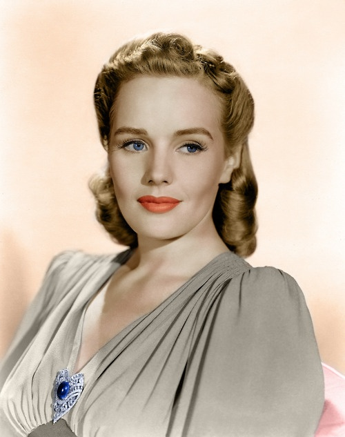 Frances Farmer, actress - She spent many years in mental institutions and a movie, Frances, was made of her life starring Jessica Lange.