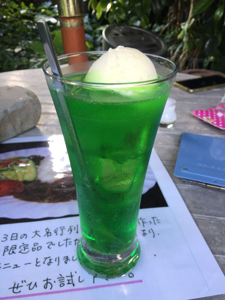 Cream Soda / クリームソーダ