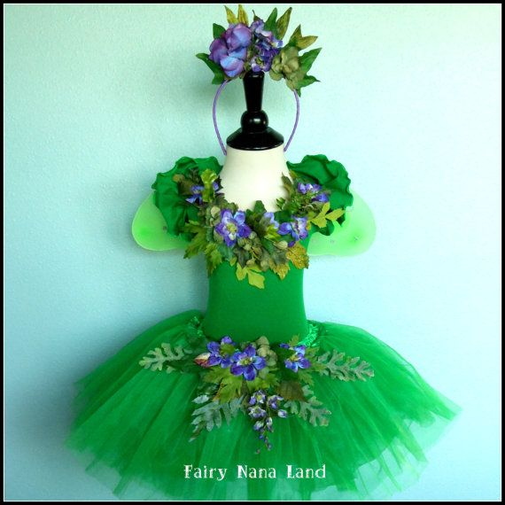 FALL WOODLAND fairy with monarch butterfly wings  by FairyNanaLand, $55.00