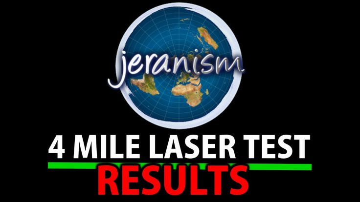 Flat Earth Experiment - 4 Mile Laser Test RESULTS Show PROOF of No Curva...