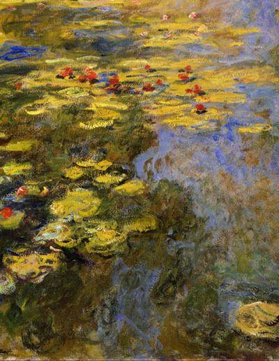"""""""Пруд с лилиями"""". Цена: 80,4 млн долл. Картина великого французского художника-импрессиониста Клода Моне """"Пруд с лилиями"""" стала самой дорогой картиной, когда-либо проданной с аукциона."""