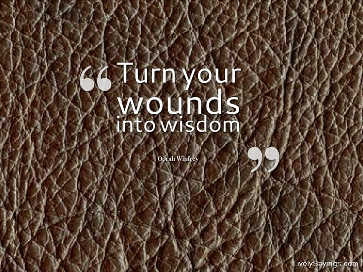 wisdom, owls, and self harm all in one
