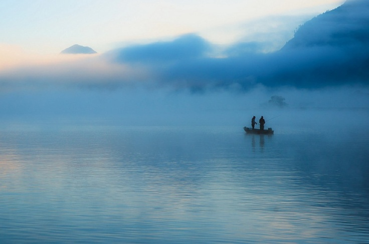 switzerland: Calm, Switzerland