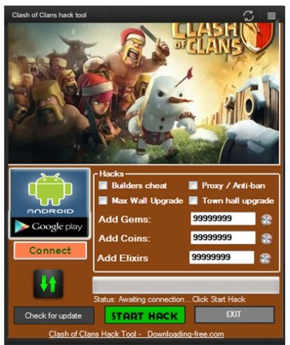 download clash of clans apk untuk pc