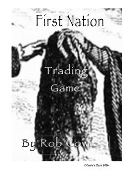 Trade was an important way of life for all Indigenous cultures of North America. Students role play as a trade representative from their own tribe. Students use trade item cards to exchange for items they need to survive the winter. Students will experience three rounds of trading.