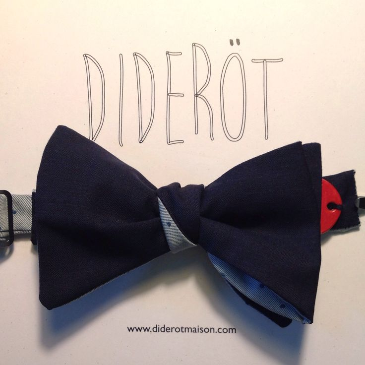 Diderotmaison bow tie - Noeud papillon - DA23