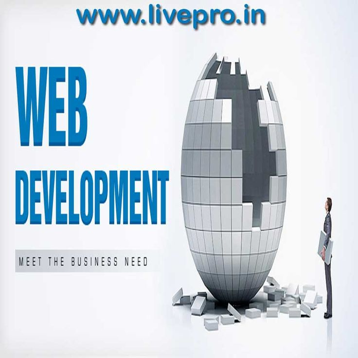 Create your own website. For more info: http://www.livepro.in