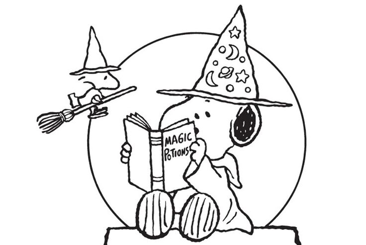snoopy coloring pages google search