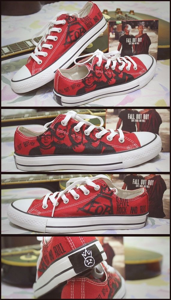 fall out boy converse - Google Search    OMG WHERE?! I MUST !!