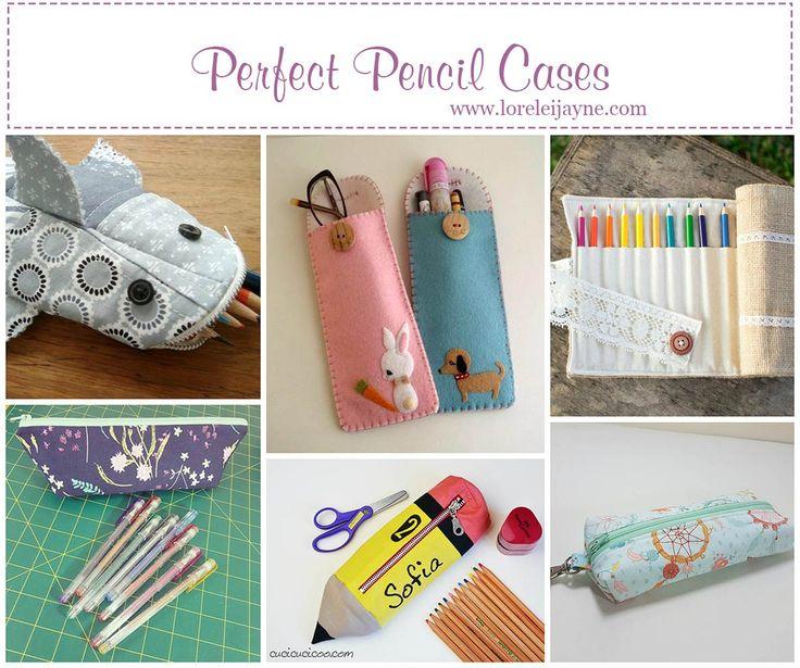 perfect pencil cases