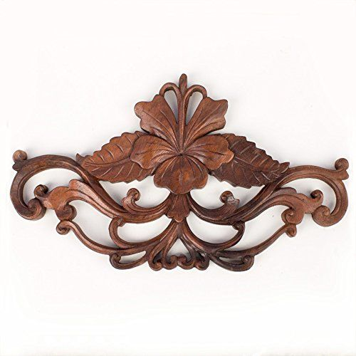 Balinese Traditional Flower Panel Wood Carving Bali Wall Art Architectural Indonesia http://www.amazon.com/dp/B00O1UIGGU/ref=cm_sw_r_pi_dp_VoI8ub1S6MQ4J