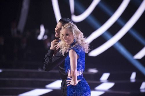 Heather Morris Dancing With The Stars Tango Video Season 24 Episode 3 – 4/3/17 #DWTS