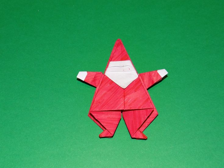 for making this origami santa claus what you need is a