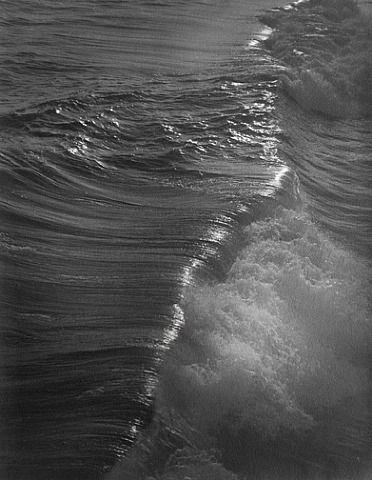 Torazi Mayeda, Breaking Wave, c. 1930
