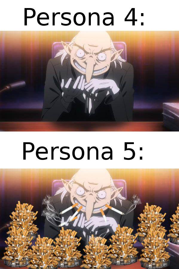 I mean I know delays are stressful but... (x-post r/Persona5)