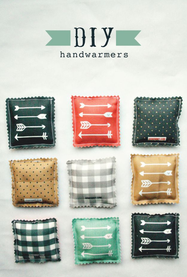 Make these adorable hand warmers!: