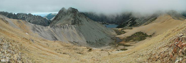 Laguna Negra, Parque Nacional Nahuel Huapi.