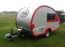 Tab RV camper... one day I'll own one of these.