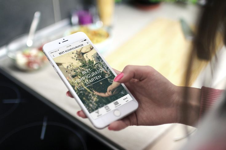 GARTEN STARTEN – Urban gardening for students   App   Design   Students   Garten