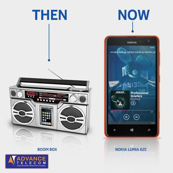 Major technology shift.