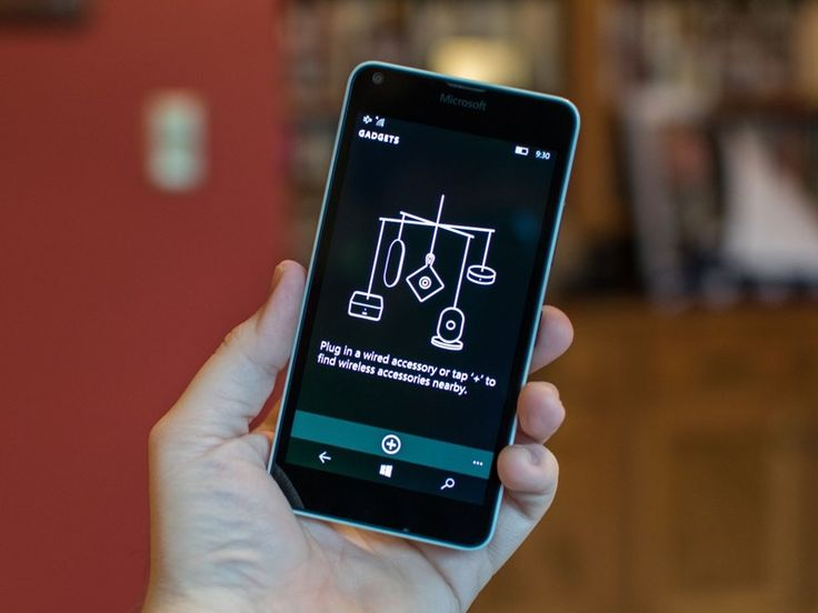 Device Hub on Windows 10 Mobile morphs into new Gadgets app with latest update