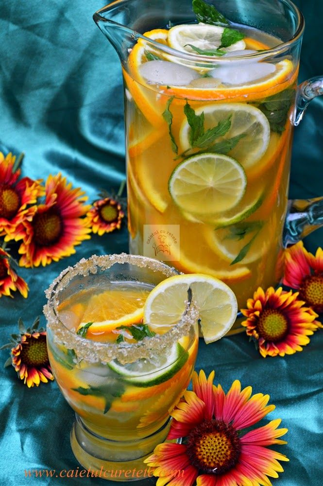 Limonada de citrice