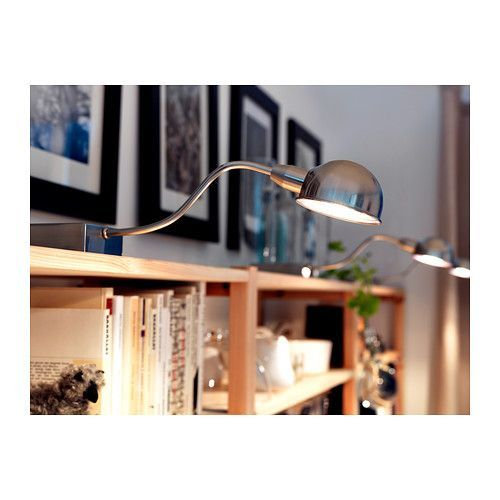 1000 ideas about ikea lighting on pinterest dulux jasmine white pottery b - Eclairage bibliotheque ikea ...